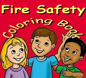 Fire Safety Coloring Book