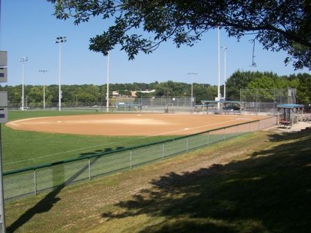 WJ Softball field rentals