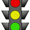 Graphic of a traffic signal