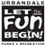 Logo for the Urbandale Parks and Recreation Department