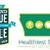 Graphic for the Grand Blue Mile and Iowa Healthiest State