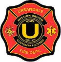 Urbandale Fire Department Logo