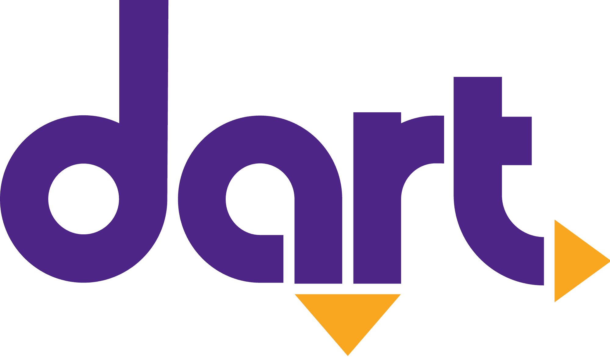 Graphic of DART Logo