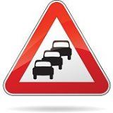 Clip art for traffic congestion
