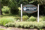 Photo of the Ashleaf Park Sign