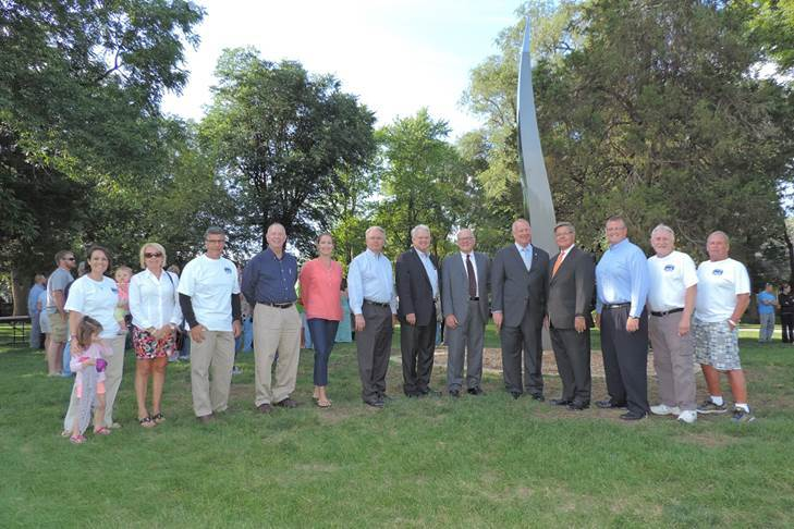 Photo of Parks & Recreation Commission and Public Art Committee